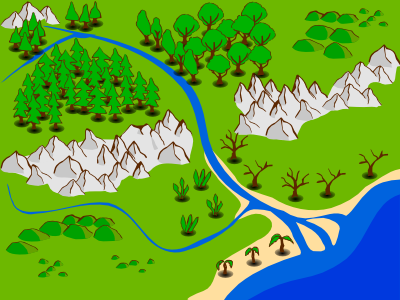 Image result for rivers clipart