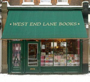 West End Lane Book Store